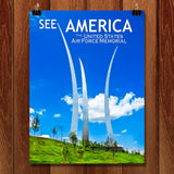 United States Air Force Memorial by Ed Gleichman for See America - 1