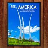 United States Air Force Memorial by Ed Gleichman for See America - 2