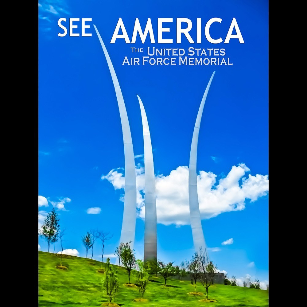 United States Air Force Memorial by Ed Gleichman for See America - 3