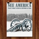 Valley Forge National Historical Park 2 by Bill Vitiello for See America - 1