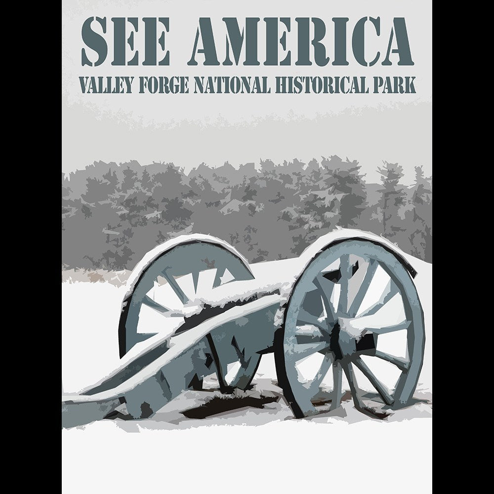 Valley Forge National Historical Park 2 by Bill Vitiello for See America - 3