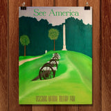 Vicksburg National Military Park by Bryan Bromstrup for See America - 1