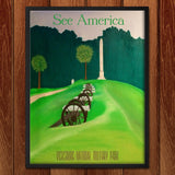 Vicksburg National Military Park by Bryan Bromstrup for See America - 2