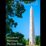 Vicksburg National Military Park by Zack Frank for See America - 3