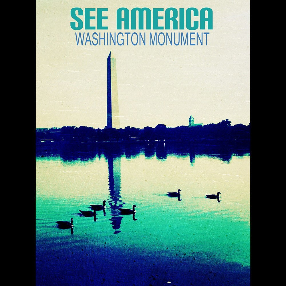 Washington Monument by Bryan Bromstrup for See America - 3