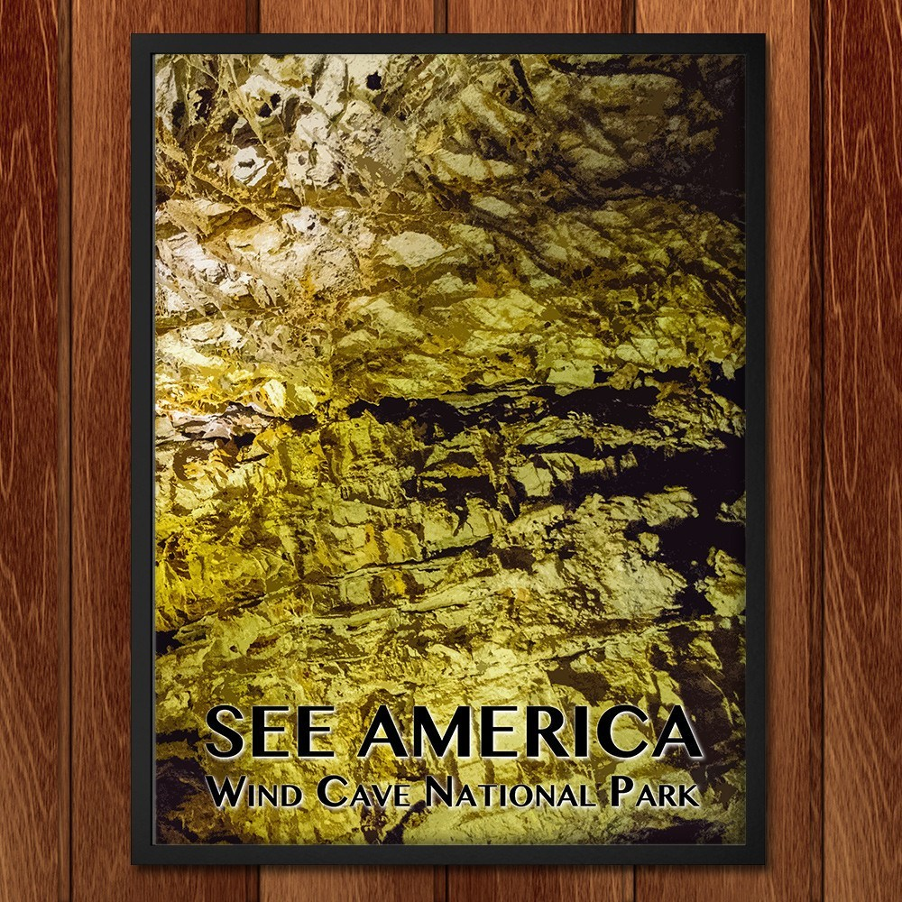 Wind Cave National Park by Zack Frank for See America - 2