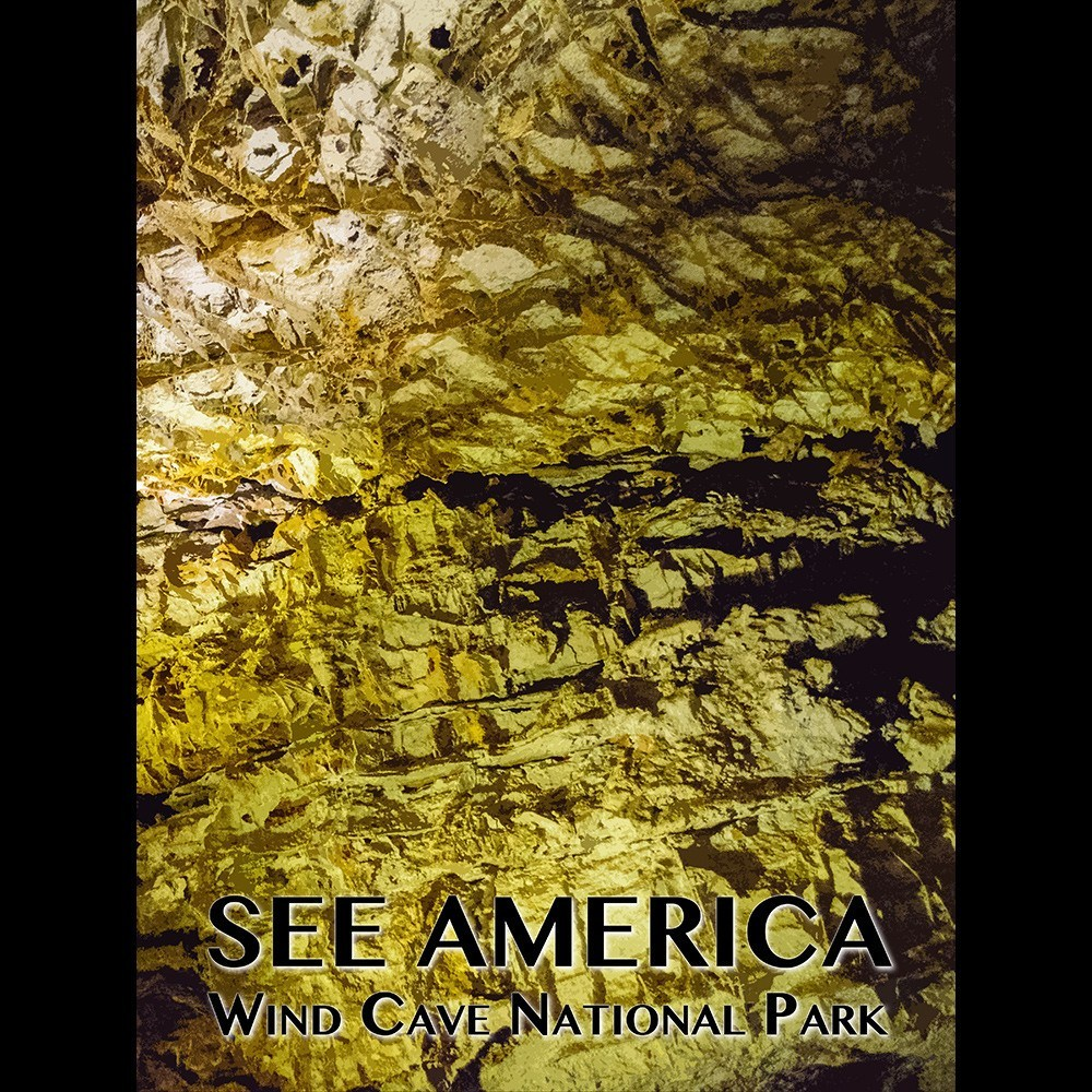 Wind Cave National Park by Zack Frank for See America - 3