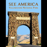 Yellowstone National Park by Zack Frank for See America - 3