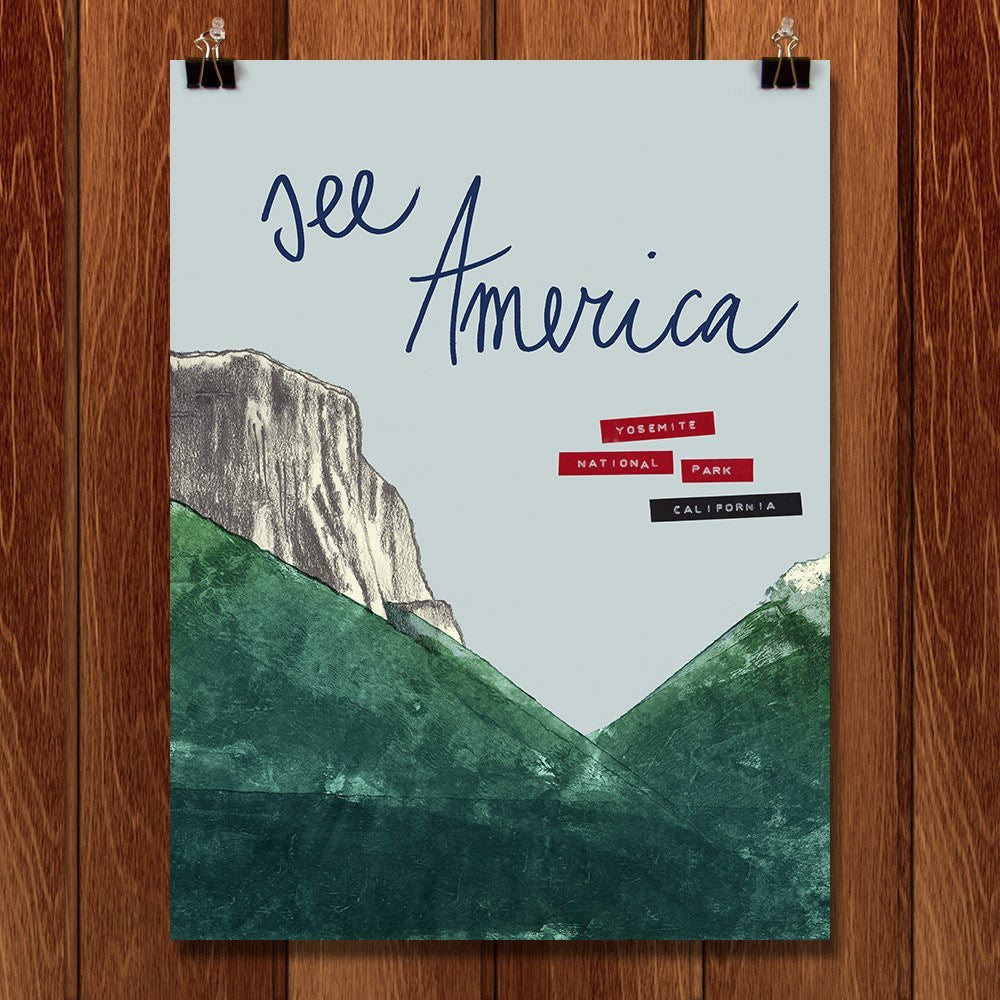 Yosemite National Park by Anna Masini for See America - 1