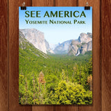 Yosemite National Park by Zack Frank for See America - 1