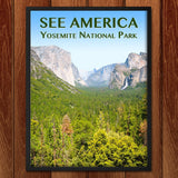 Yosemite National Park by Zack Frank for See America - 2