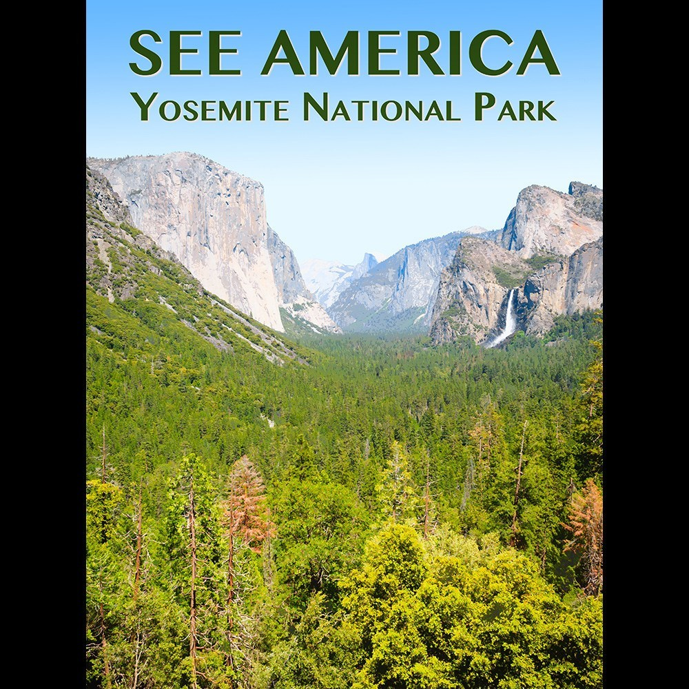 Yosemite National Park by Zack Frank for See America - 3