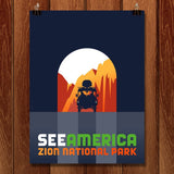 Zion National Park by Luis Prado for See America - 1