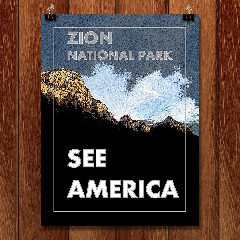 Zion National Park by Tyler Baird for See America - 1