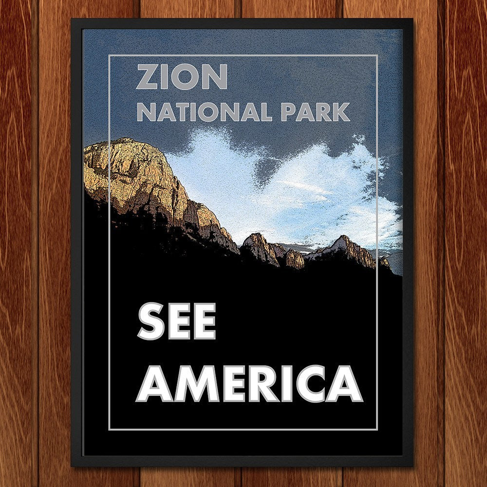 Zion National Park by Tyler Baird for See America - 2