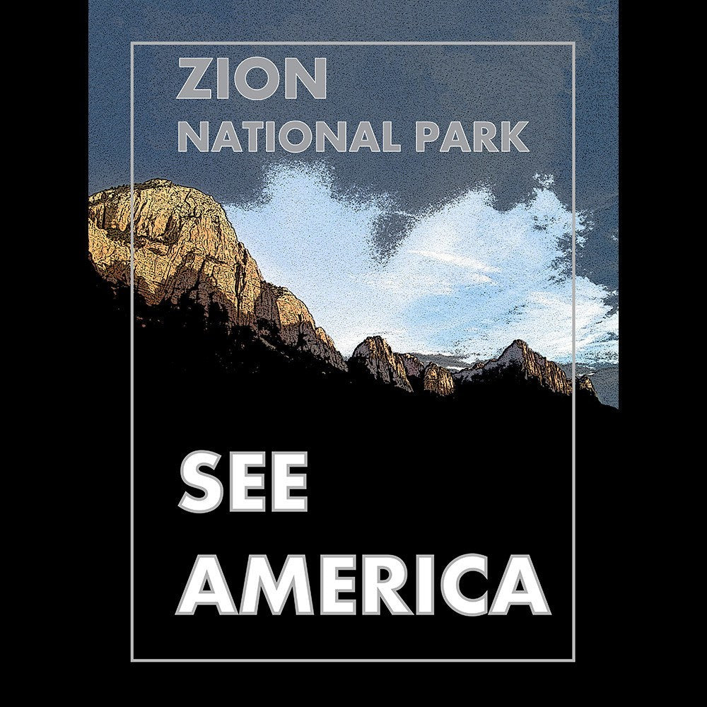 Zion National Park by Tyler Baird for See America - 3