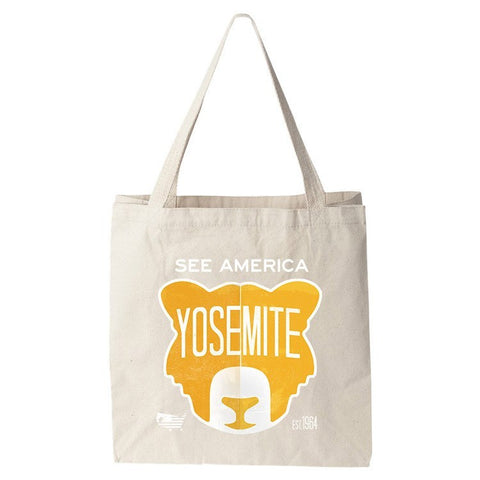 Yosemite National Park Tote Bag by Matt Brass for See America