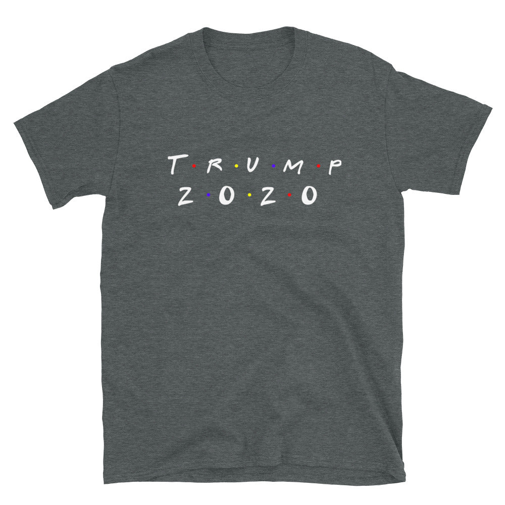 Friends of Trump 2020 Short-Sleeve Unisex T-Shirt