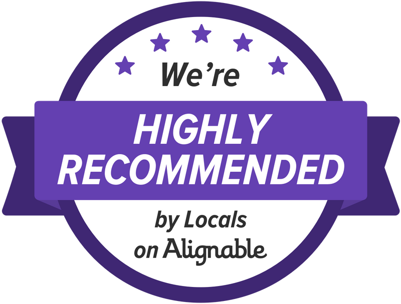 We're Highly Recommended by Locals