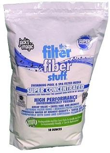 The Filter Fiber Stuff- 36oz.