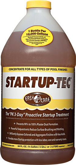 EasyCare 70064 Startup-Tec® New Pool Startup Treatment