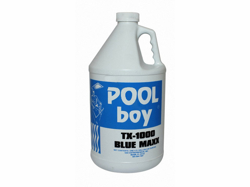 Pool Boy TX-1000 Blue Maxx Gel