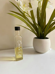 Oil & Vinegar Bottle Labels
