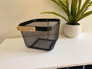 Small Mesh Storage Basket
