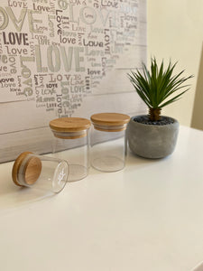 Lux Spice Jars