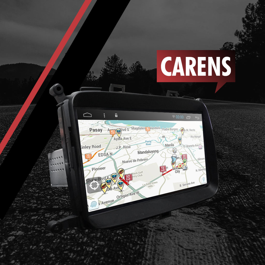 "Growl for Kia Carens 2013-2019 All Variants Android Head Unit 9"" Screen"