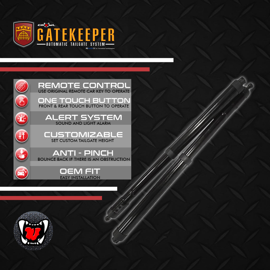 Growl Gatekeeper (Power Tailgate System)
