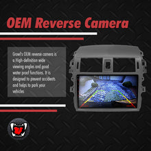 "Load image into Gallery viewer, Growl for Toyota Corolla Altis 2009-2012 All Variants Android Head Unit 9"" Screen"