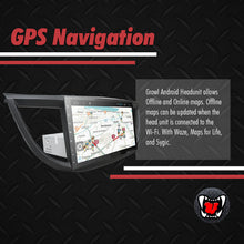 "Load image into Gallery viewer, Growl for Honda CR-V 4th Gen 2013-2017 All Variants Android Head Unit 10"" FULL TAB"