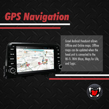 Load image into Gallery viewer, Growl for Kia All New Picanto 2017-2020 All Variants Android Head Unit 8""