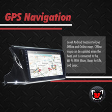 "Load image into Gallery viewer, Growl for Honda City 2014-2020 All Variants Android Head Unit 10"" FULL TAB"