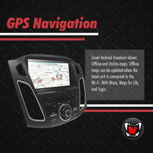 "Load image into Gallery viewer, Growl for Ford Focus 2013-2018 All Variants Android Head Unit 9"" FULL TAB"