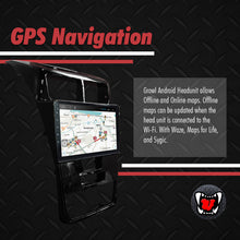 "Load image into Gallery viewer, Growl for Toyota Avanza 2020 Android Head Unit 9"" Screen"