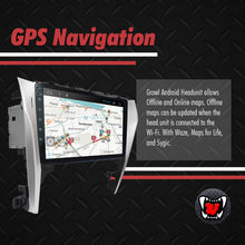 "Load image into Gallery viewer, Growl for Toyota Camry 2015- 2017 Android Head Unit 10"" Screen"