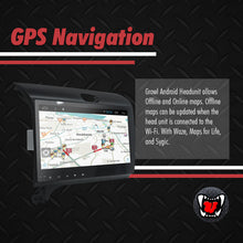 "Load image into Gallery viewer, Growl for Kia Forte 2014-2016 All Variants Android Head Unit 8"" BUTTON TYPE"