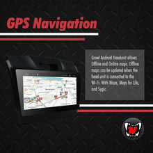 "Load image into Gallery viewer, Growl for Isuzu D-Max 4X2 2013- 2020 All Variants Android Head Unit 9"" FULL TAB"