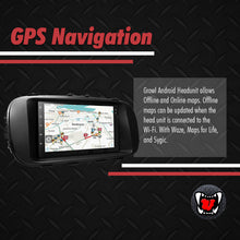 "Load image into Gallery viewer, Growl for Kia Soul 2015-2019 Low End Android Head Unit 7"" 2din with Panel"