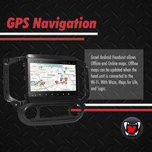 "Load image into Gallery viewer, Growl for Chevrolet Colorado 2014-2016 4x2 LTX Android Head Unit 9"" FULL TAB"