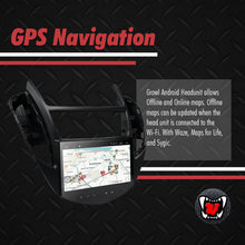 "Load image into Gallery viewer, Growl for Chevrolet Trax Old 2015-2016 LS/LT/LTZ Android Head Unit 9"" FULL TAB"
