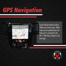"Load image into Gallery viewer, Growl for Toyota Fortuner 2006-2015 All Variants Android Head Unit 12.1"" Vertical Screen"