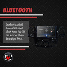 "Load image into Gallery viewer, Growl for Toyota Hilux 2005-2015 All Variants Android Head Unit 9"" Screen"