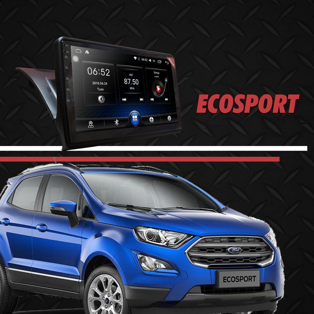 "Growl for Ford Ecosport 2019-2020 All Variants Android Head Unit 9"" Screen"
