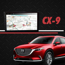 "Load image into Gallery viewer, Growl for Mazda CX-9 Android Head Unit 10"" Screen"