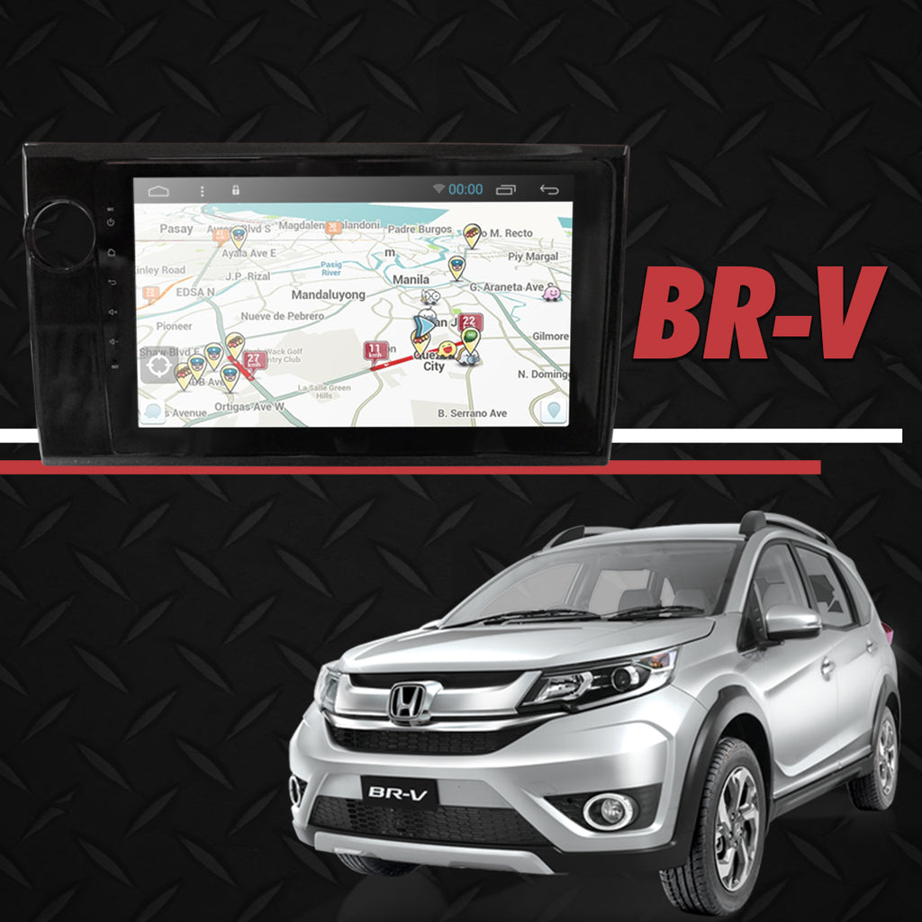 "Honda BR-V 2016-2019 Android Head Unit 9"" FULL TAB"