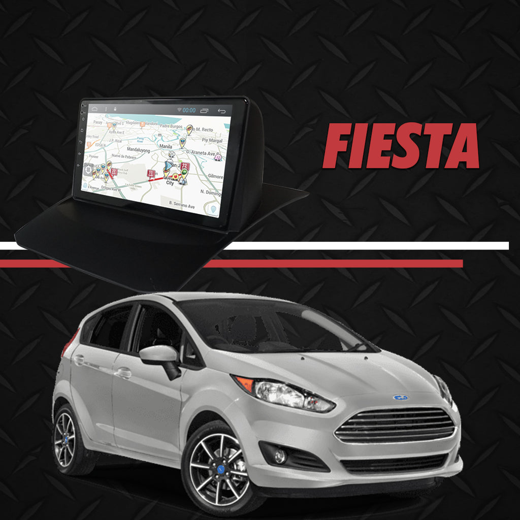 "Growl for Ford All New Fiesta 2014-2020 All Variants Android Head Unit 10"" FULL TAB"
