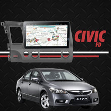 Load image into Gallery viewer, Growl for Honda Civic FD 2007-2011 All Variants Android Head Unit 10""